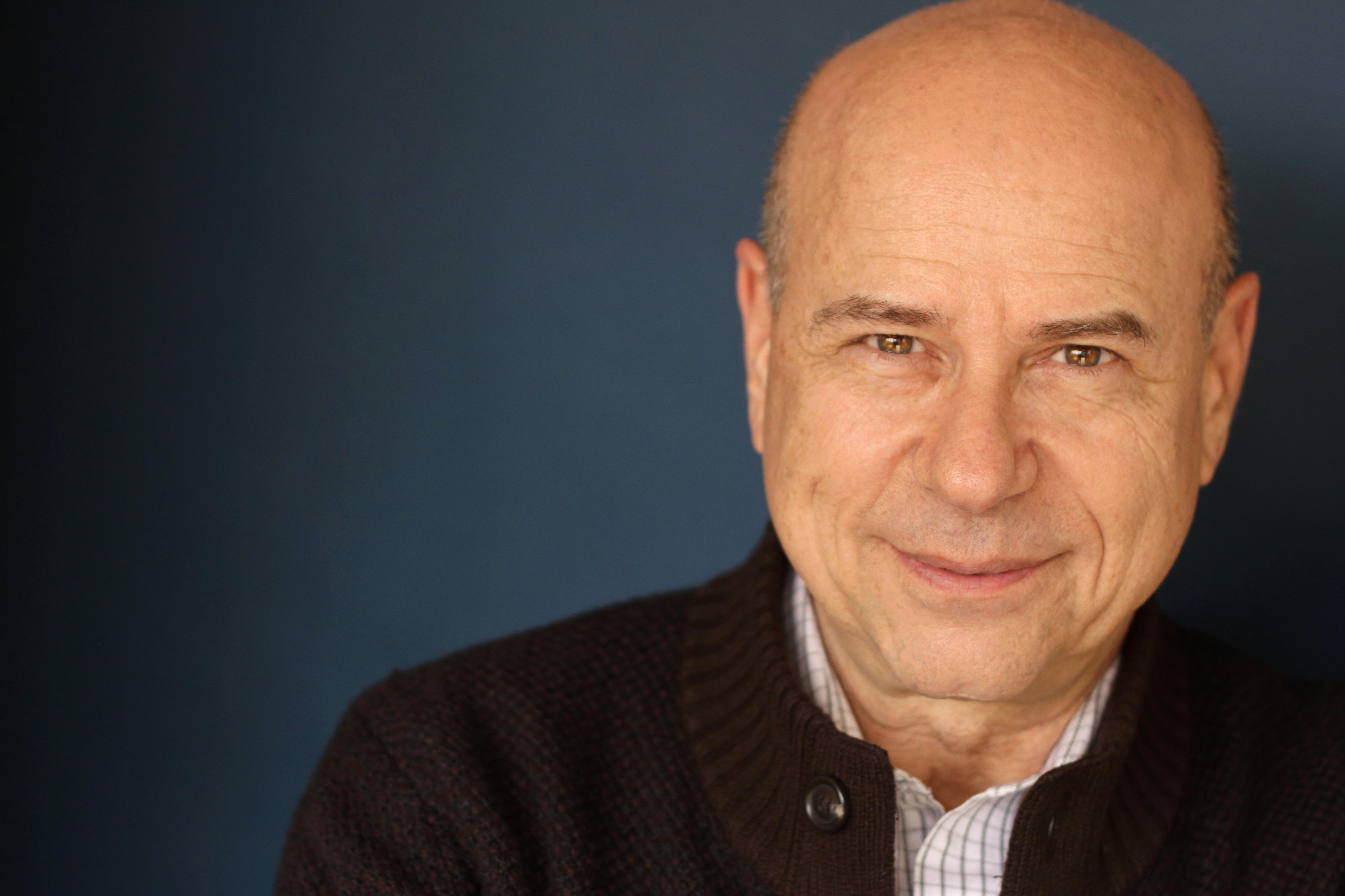 Bruce Katzman Headshot